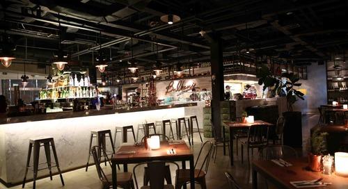 Jakarta Best Restaurant, Bar & Cafe Awards (BRBCA) 2015: Balboni Restorante Review