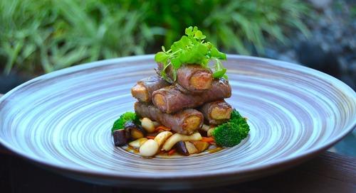 Bali Best Restaurant, Bar & Cafe Awards (BRBCA) 2015: KO Restaurant, Teppanyaki & Cocktail Lounge Review
