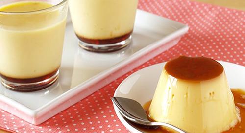 Pudding of the Month: Caramel Pudding dari Yummy Pudding