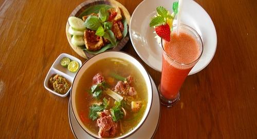 Menikmati Hangat dan Lezatnya Sop Buntut di Bogor