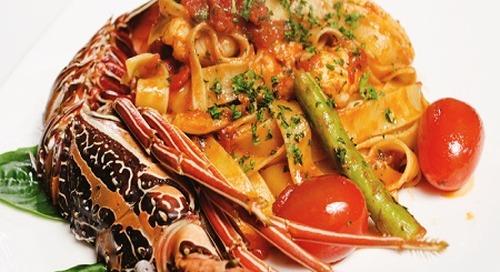 Toscana, Rumahnya Makanan Italia