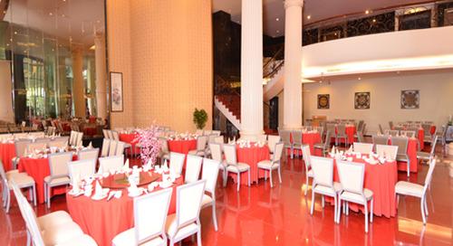 Makan Dim Sum Sepuasnya di Merlynn Park Hotel Jakarta