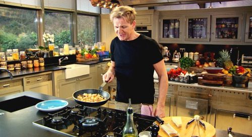 Menurut Gordon Ramsay, Resep Western Food ini Wajib Anda Kuasai