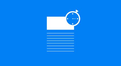 Scheduled Tasks- Stream Level