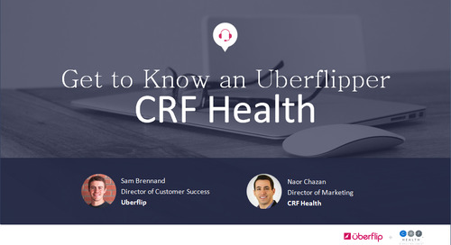 Get to Know an Uberflipper: CRF Health