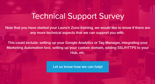 Technical Support Survey