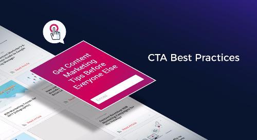 CTA Best Practice Webinar