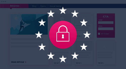 New GDPR Feature: Hub Privacy Banner, Privacy Policy Page, and Privacy Groups