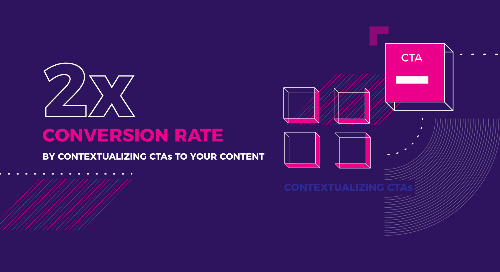 2x Your Conversion Rate by Contextualizing CTAs to Your Content