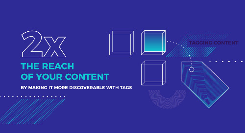 2x Your Content Views by Using Tags and Categorization
