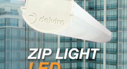 Delviro LED Zip Light