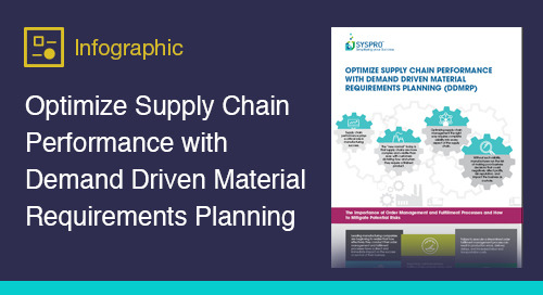 Boost the performance of your supply chain with DDMRP methodology