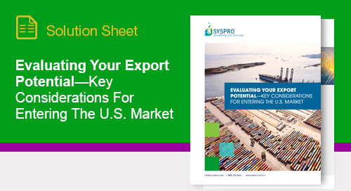 Discover the key considerations for understanding your market possibility