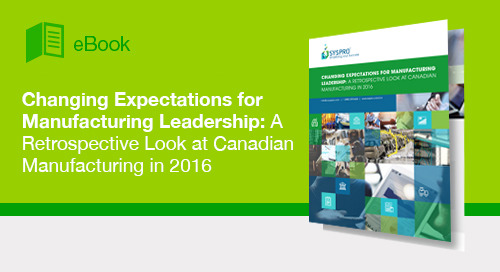 Discover how to build an integrated strategy to boost manufacturing growth