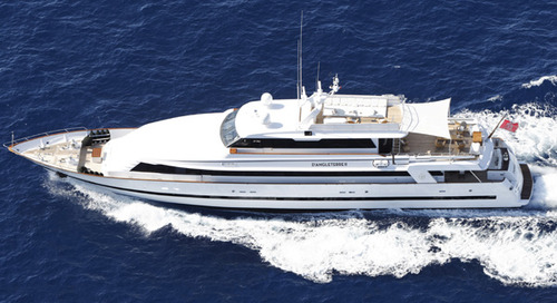 D'ANGLETERRE II - Remaining availability for summer charters