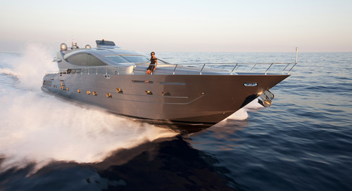 CCN has launched the new 102' Flyingsport