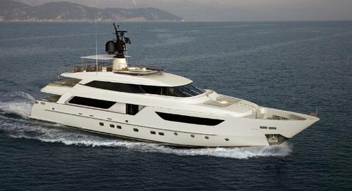 Sanlorenzo ELINOR joins KK Superyachts' charterfleet