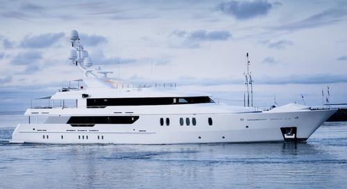 KK Superyachts at the MYBA Charter Show in Genoa