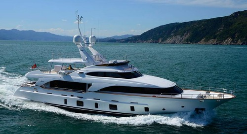 M/Y SERENITY has been sold by KK Superyachts