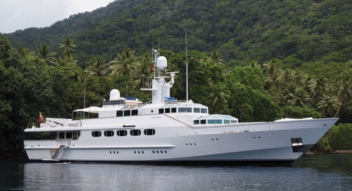 M/Y LIONWIND sold with KK Superyachts