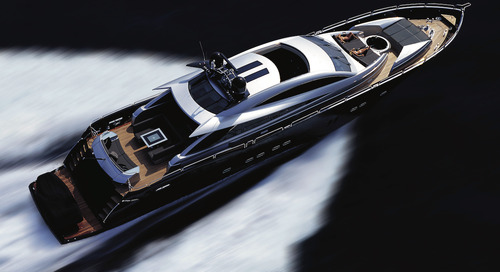 New central agency for sale - Sunseeker Predator 108 ICEMAN