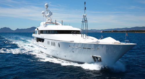 €1M price reduction on Amels motor yacht Seahorse