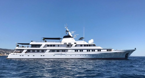 KK Superyachts lists Feadship 60m SANOO for sale