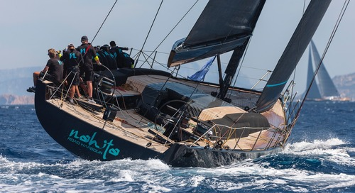 KK Superyachts announces € 200,000 Price Drop on Wally 24m S/Y NAHITA