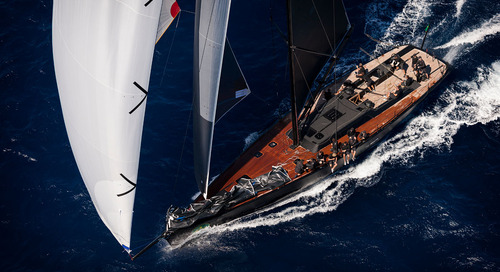 KK Superyachts Announces Wally 77' S/Y LYRA: SOLD!