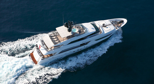 KK Superyachts announces € 200,000 Price Drop on 37m M/Y ELINOR