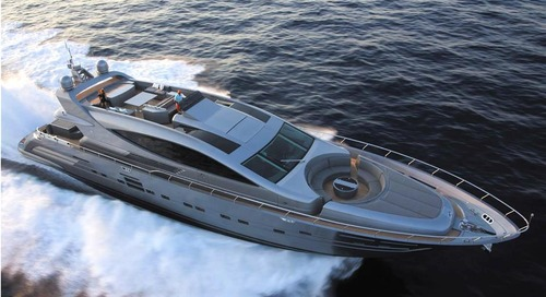 KK Superyachts announces 31m MUSE Back on the Market and € 100,000 Price Drop!