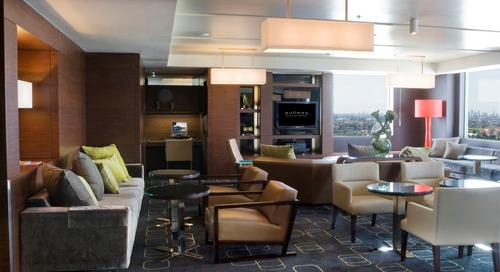 From negotiating lease to coordinating furniture, managing the entire process for upscale hotel