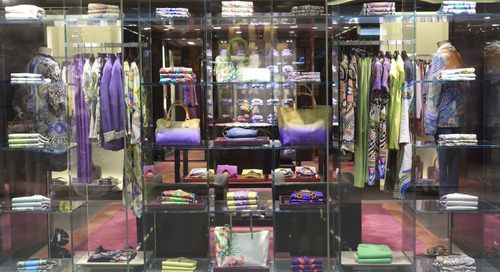 Shop in a store enhances the customer experience