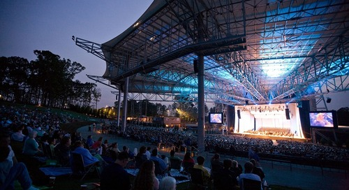Bringing value through long-term collaboration with Verizon Wireless Amphitheatre