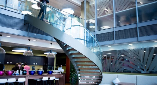 Accommodating for rapid business expansion within a complex environment for Salesforce