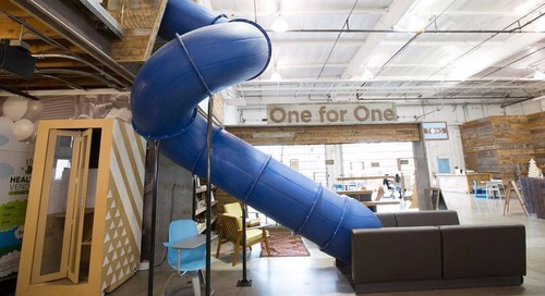 The coolest office spaces