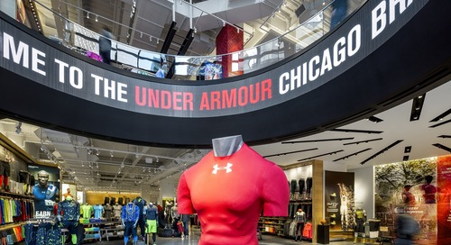 Under Armour wins coveted Store of the Year at A.R.E. Design Awards