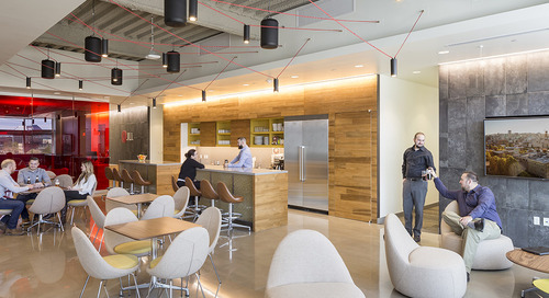 Merging cultures to create an inspiring workplace