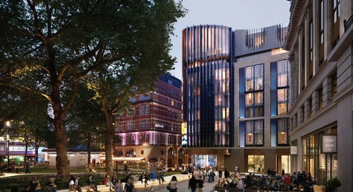 Developing Europe's first Urban Resort with Edwardian Pastoria Group Ltd