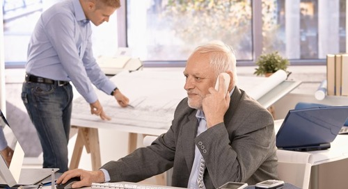 Rethinking office space for an aging workforce