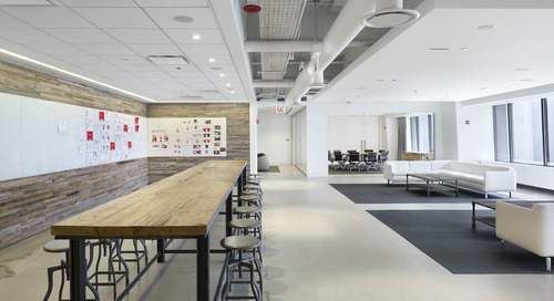 Delivering Chicago's Coolest Office of the Year