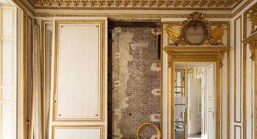 Historic luxury hotel is refurbished to meet 21st century standards