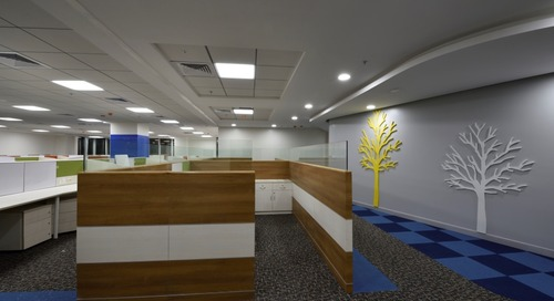 Providing end-to-end execution for major fit-out