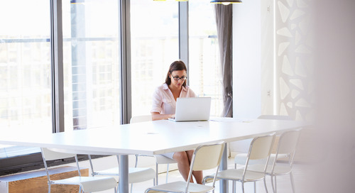 Find peace and quiet at work – yes, it exists