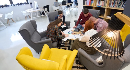 Staying on top of change: Five ways to futureproof the workplace