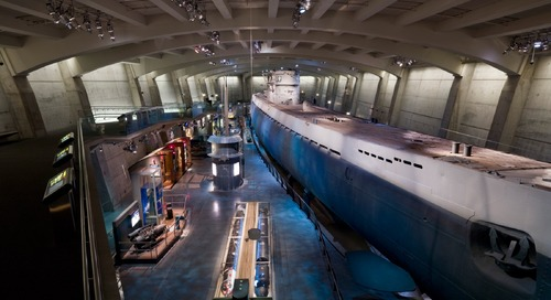Behind the scenes: Museum of Science and Industry