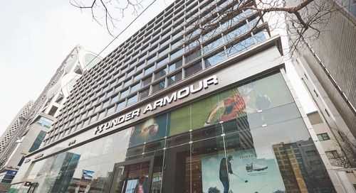 PDS partners with Under Armour to open Gangnam Brand House in Seoul