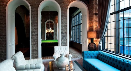 Hotels take a fresh look at communal spaces