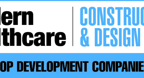 JLL again named a Top Development Company in Modern Healthcare Survey