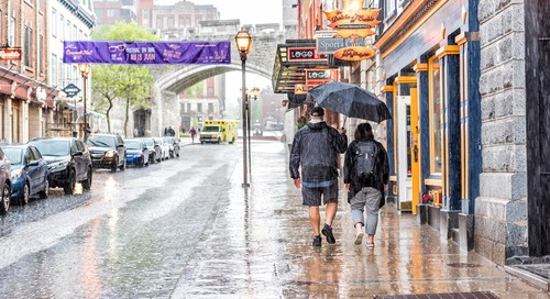 From rain to runoff: How can better building design help cities?